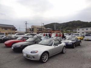 道の駅 和田浦 の駐車場